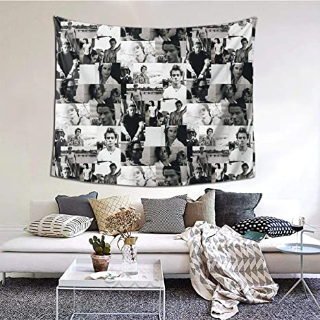 JJ Rudy Pankow Wall Tapestry