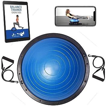 Domo de Ejercicio + App de fitness + e-book en español