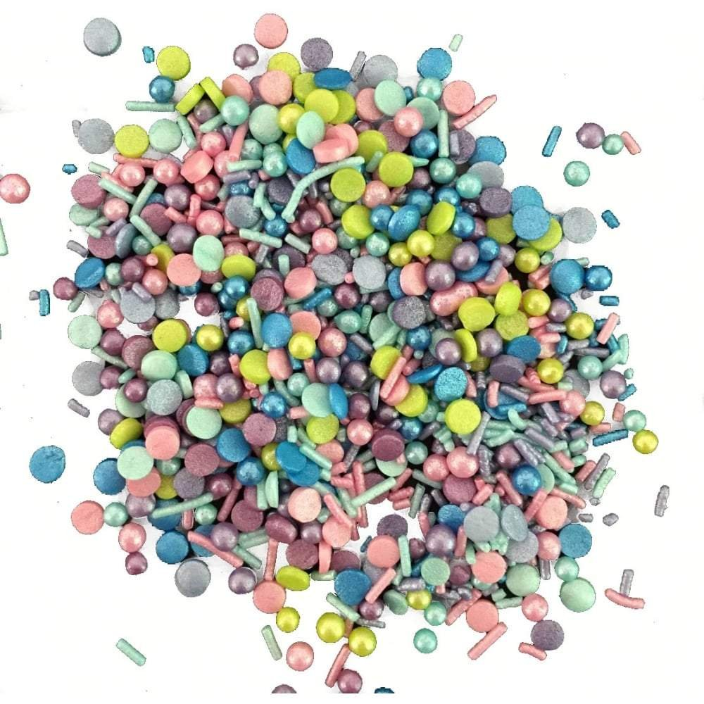 Sprinkletti - Party Mix - Edible Sprinkles for Cake Decorating
