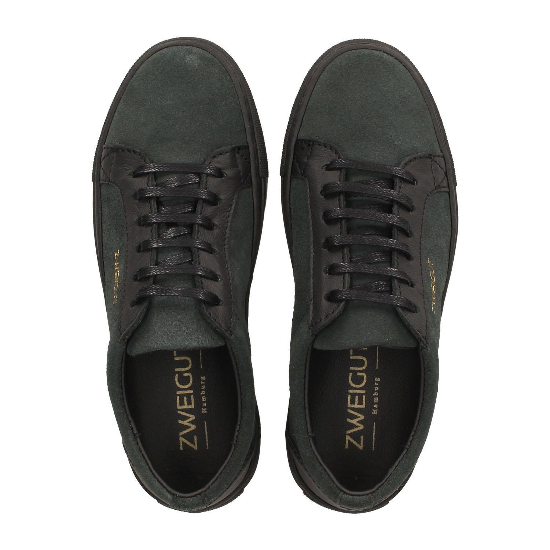 Zweigut Hamburg- Echt  411 Damen upcycling Leder-Sneaker Schuhe Aus Dem Leder  Alter 07160aeb8d