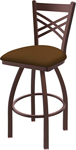 Holland Bar Stool Co. 82036BZALBeWd 820 Catalina Bar Stool