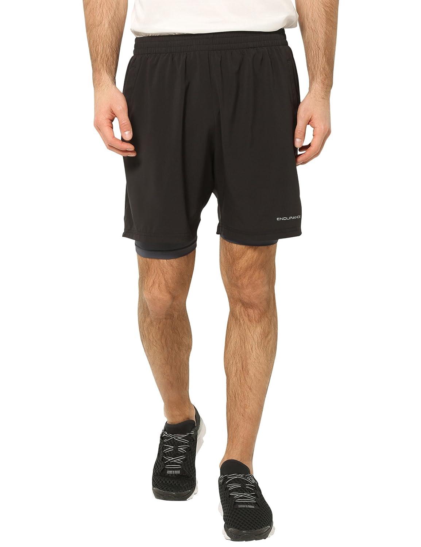 Ultrasport Herren Endurance Weymouth 2-in-1 Shorts