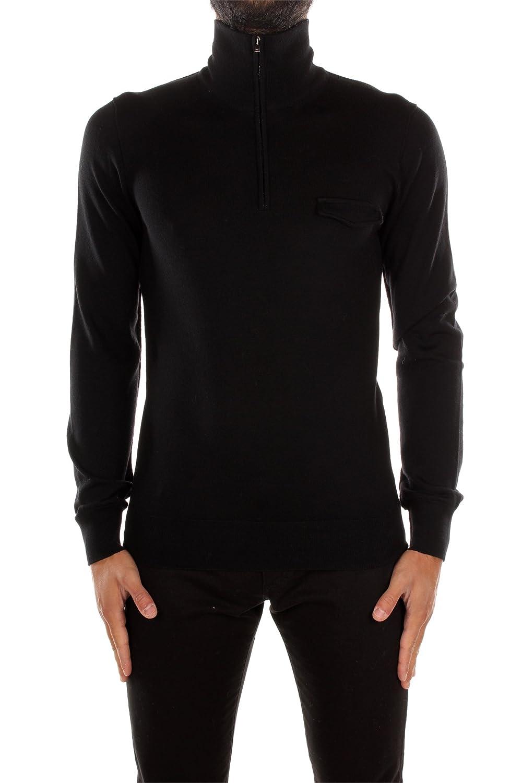 GC710KF15E1N0000 Dolce&Gabbana Sweatshirts Men Wool Black