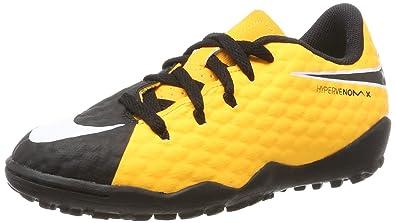 8400b41a Amazon.com: Nike Kids Hypervenom Phinish II AF Soccer Little: Shoes