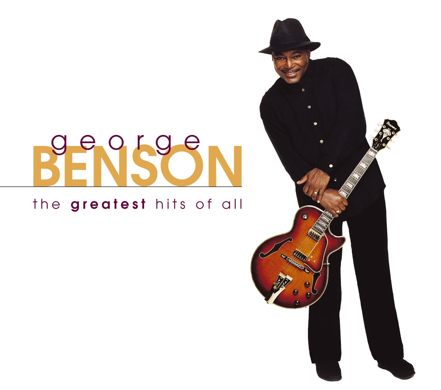 CD : George Benson - Greatest Hits Of All (Remastered)