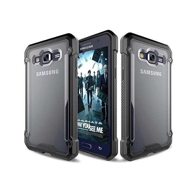 4 opinioni per Cover Samsung J5 2016 , LINCIVIUS®, Custodia Galaxy J5 2016 Bumper [SMARTSHIELD]