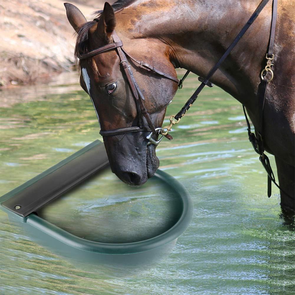 KERBL Schwimmer-Tränkebecken S522 aus Kunststoff Pferde Rinder Schafe Tränke
