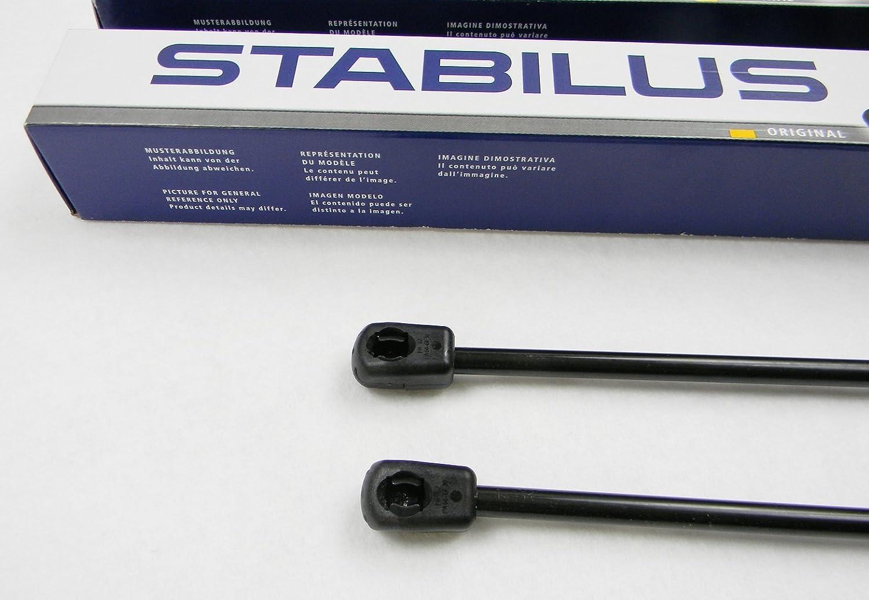 2x STABILUS LIFT-O-MAT LIFTER GASFEDER HECKKLAPPEND/ÄMPFER SLK R172 NEU 621648