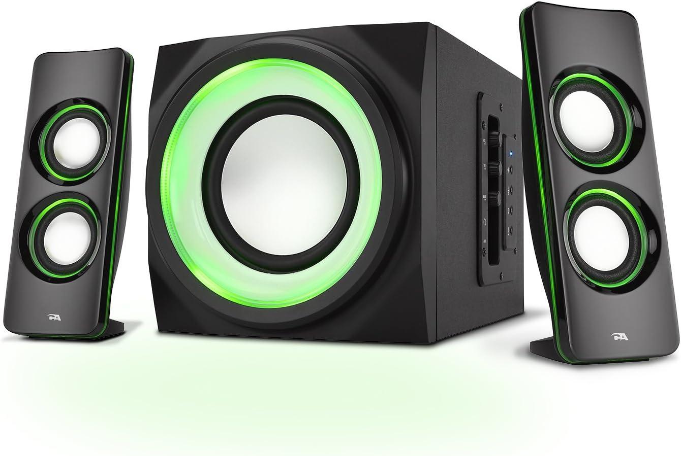 Cyber Acoustics Bluetooth Speakers