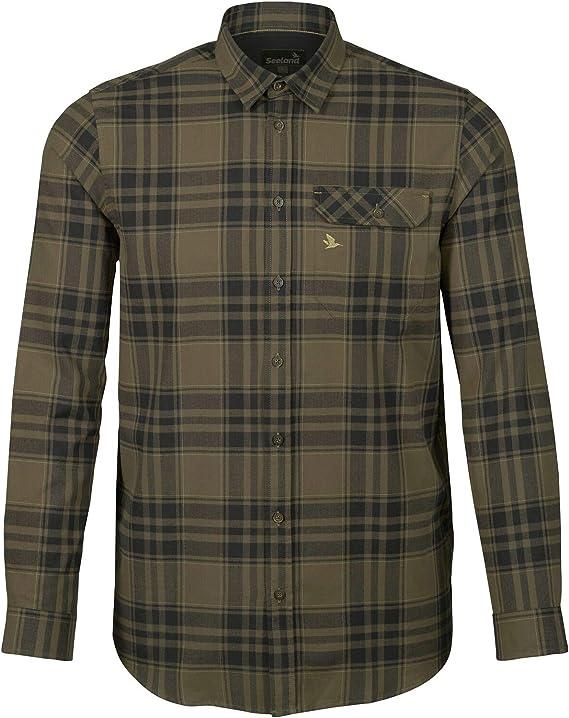 Seeland Camiseta Highseat Hunter Verde