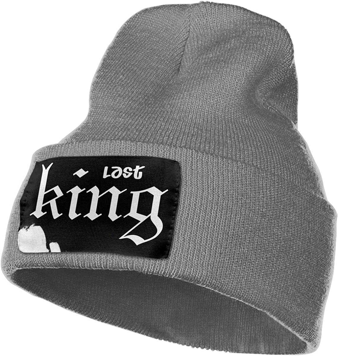 Unisex Last King Beanie Hat Winter Warm Knit Skull Hat Gorra ...
