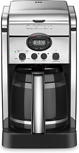 Cuisinart DCC-2600CHFR 14 Cup Brew Central Coffee Maker Renewed
