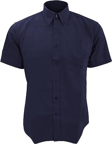 SOLS - Camisa Twill para Trabajar de Manga Corta para Trabajar Modelo Brooklyn Hombre Caballero - Trabajo/Fiesta/Verano: Amazon.es: Ropa y accesorios