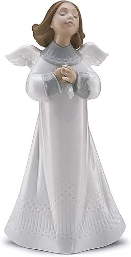 LLADR an Angel s Wish Figurine. Porcelain Angel Figure.