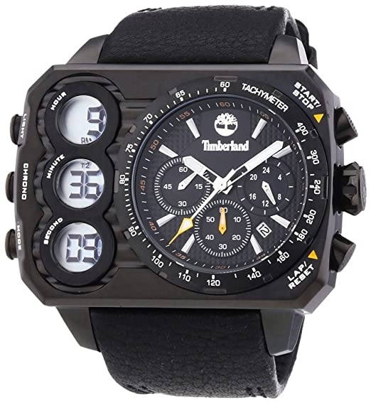 TIMBERLAND HT3 relojes hombre 13673JSB-02