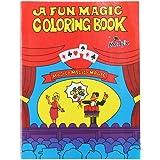 Magic Coloring Book - Small - Magia para niños - Trucos ...
