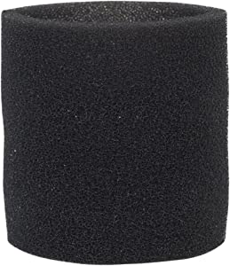 Multi-Fit Wet Vac Filters VF2001TP Foam Sleeve/Foam Filter For Wet Dry Vacuum Cleaner (2 Pack Wet Vac Filter Foam Sleeve) Fits Most Shop-Vac, Vacmaster & Genie Shop Vacuum Cleaners