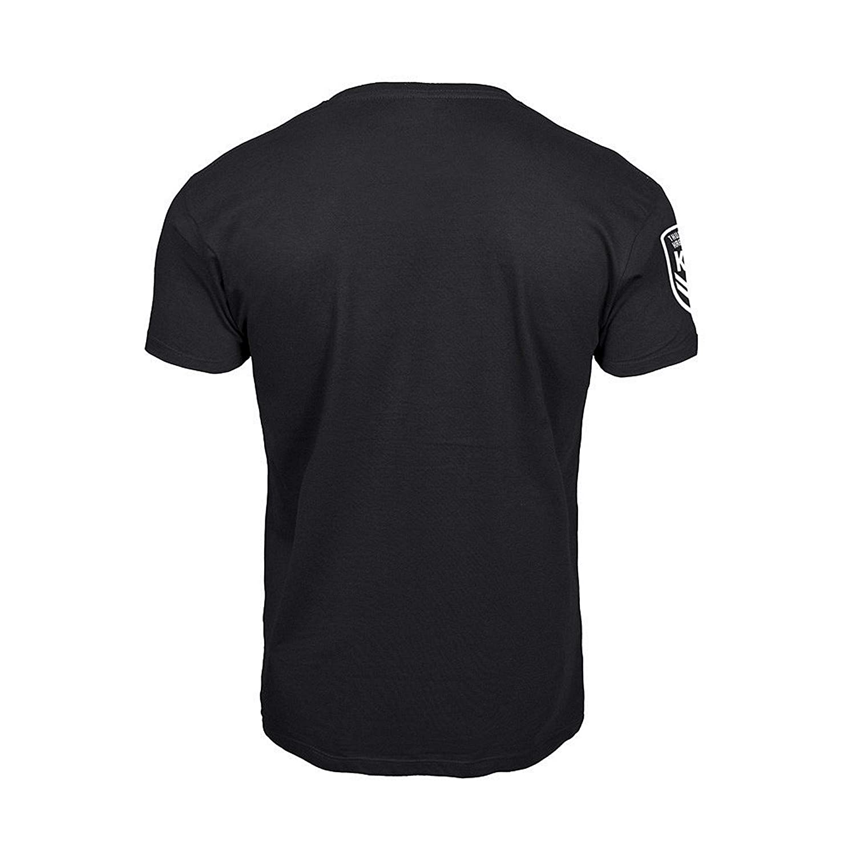 Combat Sistema Casual Marziale Arti Thumbsdown Thumbs Piuma Krav Maga Defense t-Shirt Allenamento MMA Palestra