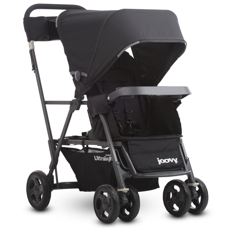 Joovy Caboose - Ultralight Graphite Stroller