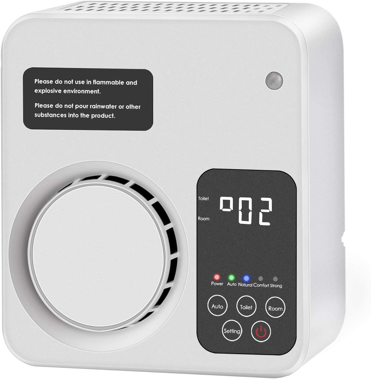 POLAMD Air Purifier for Home WAS £59.99 NOW £29.99 w/code N2HQ6ESF @ Amazon