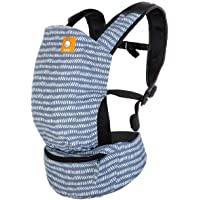 Baby Tula Lite Compact Baby Carrier, Ultra Compact and Lightweight, Convenient Carry Pouch, Ergonomic and Multiple…