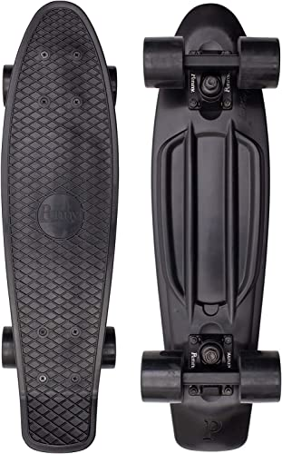 Penny Classics Complete Skateboard, Blackout, 22 L