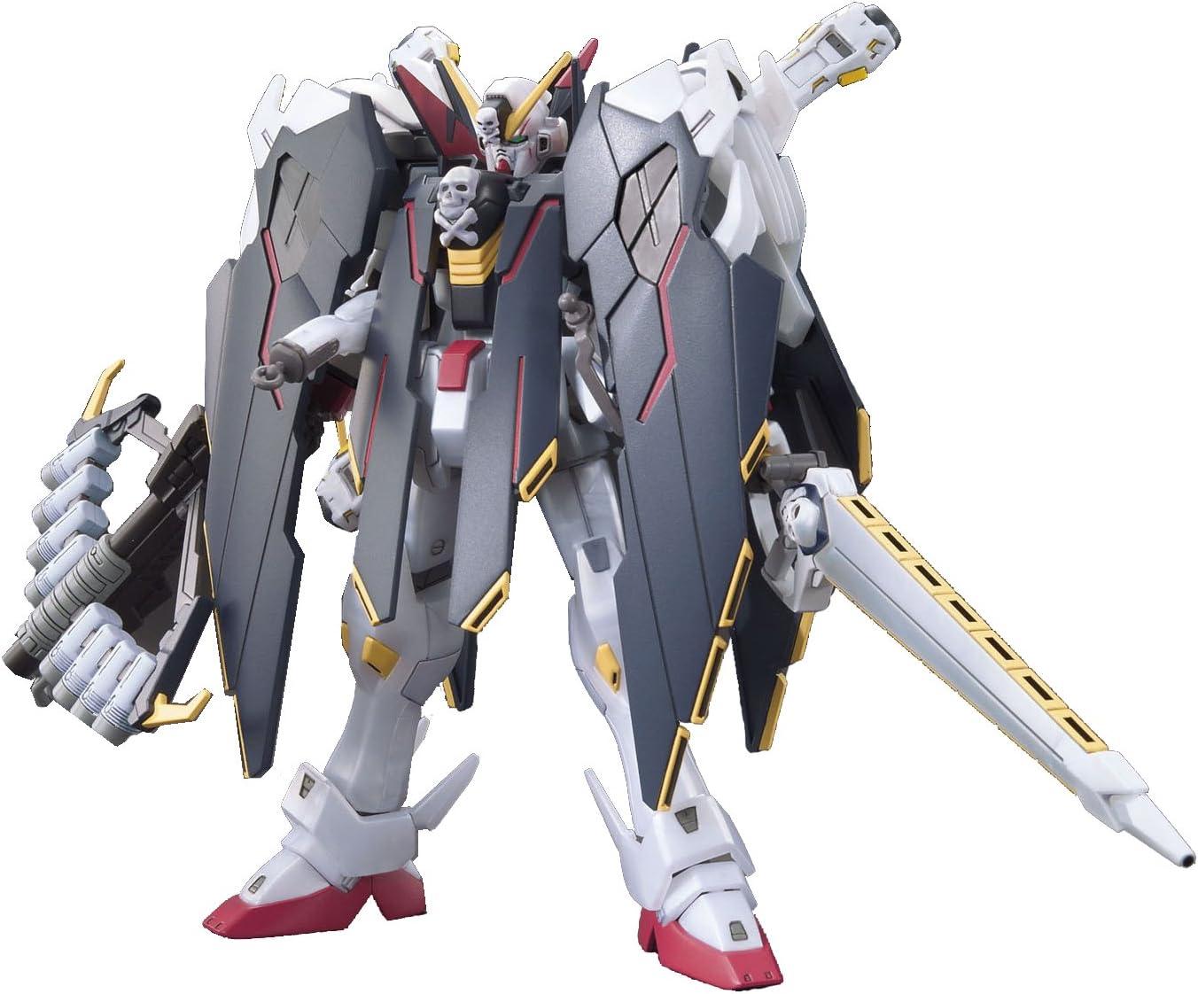 "Bandai Hobby 1/144-Scale High Grade Crossbone X-1 Full Cloth Ver. GBF ""Gundam Build Fighters"" Action Figure"