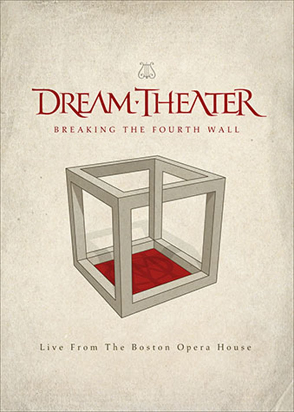 Blu-ray : Dream Theater - Breaking the Fourth Wall (Live from Boston Opera) (Blu-ray)