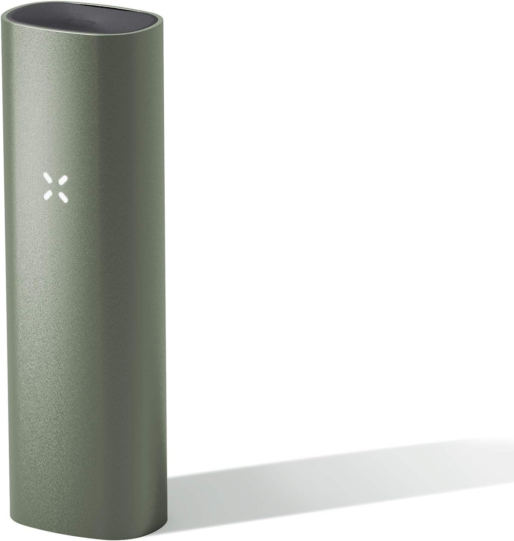 PAX 3 Vaporizador Portátil Premium, Hierba Seca, 10 Años de Garantía, Kit Básico, Sage