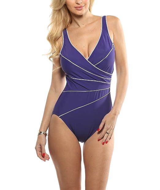 Amazon.com: Miraclesuit para mujer Horizon traje de baño de ...