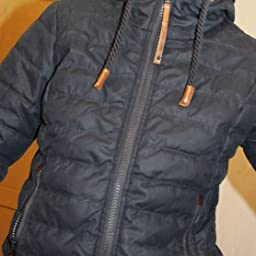 Naketano Damen Jacke Blutwurstdurst Jacket: