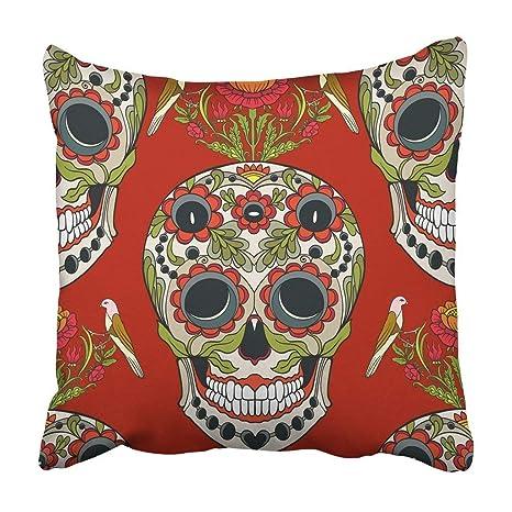 Amazon.com: Funda de almohada personalizable con diseño de ...
