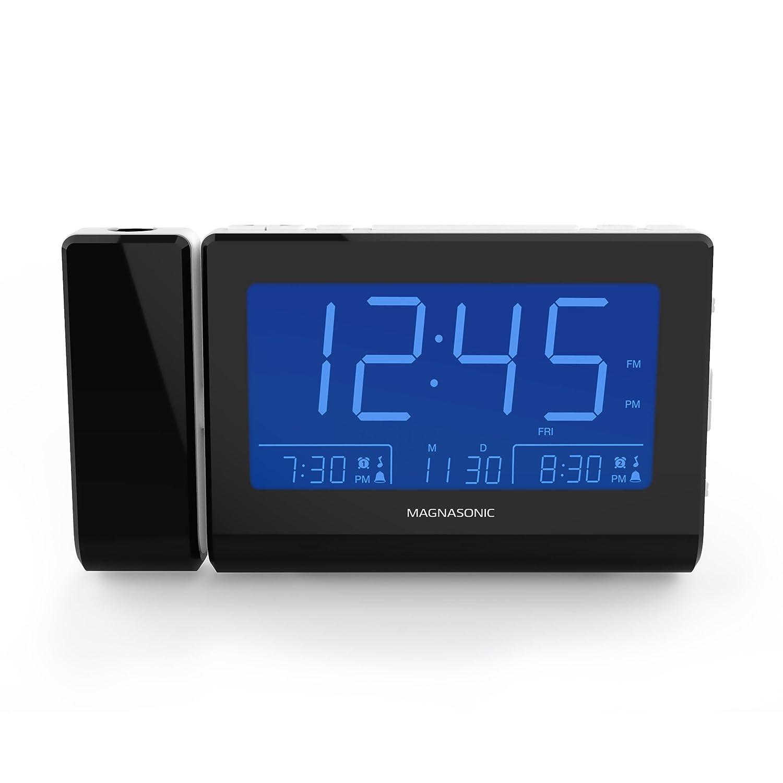 Amazoncom Magnasonic Alarm Clock Radio with Time
