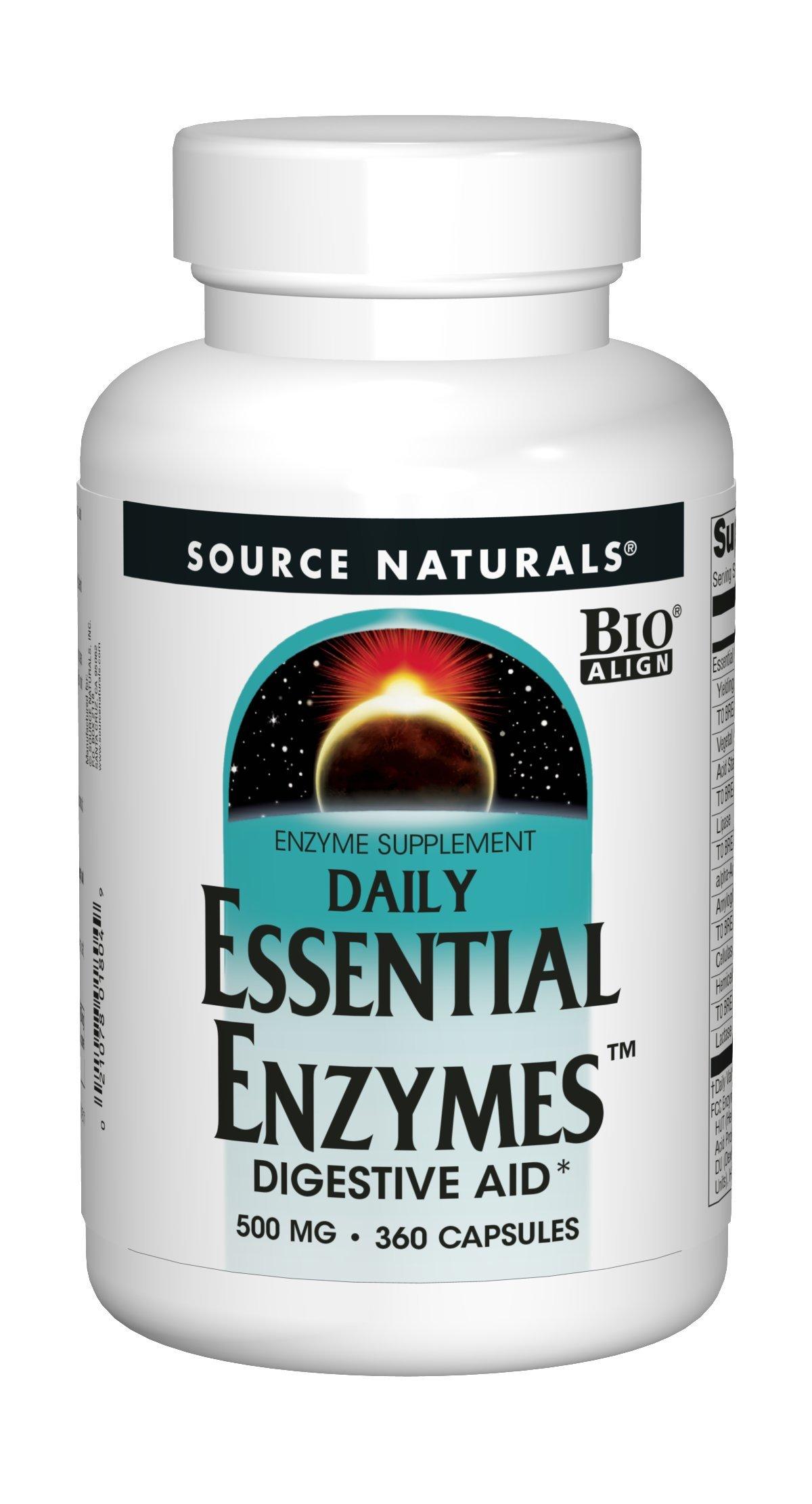 Bio-Aligned Multiple Enzyme Supplement
