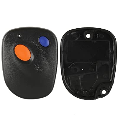 Discount Keyless Remote Entry Key Fob Replacement Case Shell Button Pad For A269ZUA111: Automotive