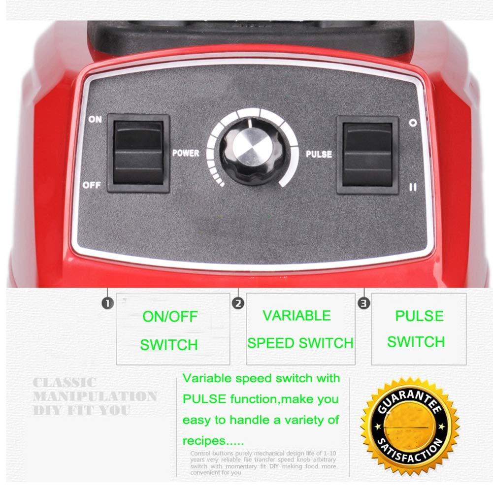 Mezclador eléctrico, 2200 W Heavy Duty Mezclador de Grado ...
