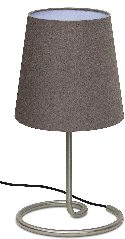 Trango Lámpara de mesa, mesilla de noche, lámpara de escritorio TG2018-05B
