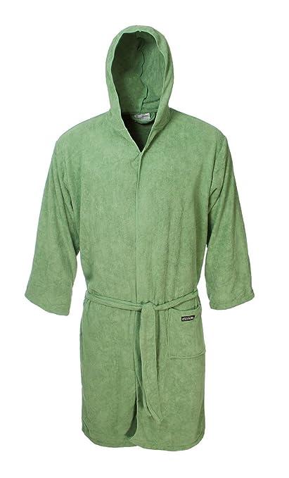 24 opinioni per Ferrino Sport Robe- Accappatoio Uomo, Verde, S/M