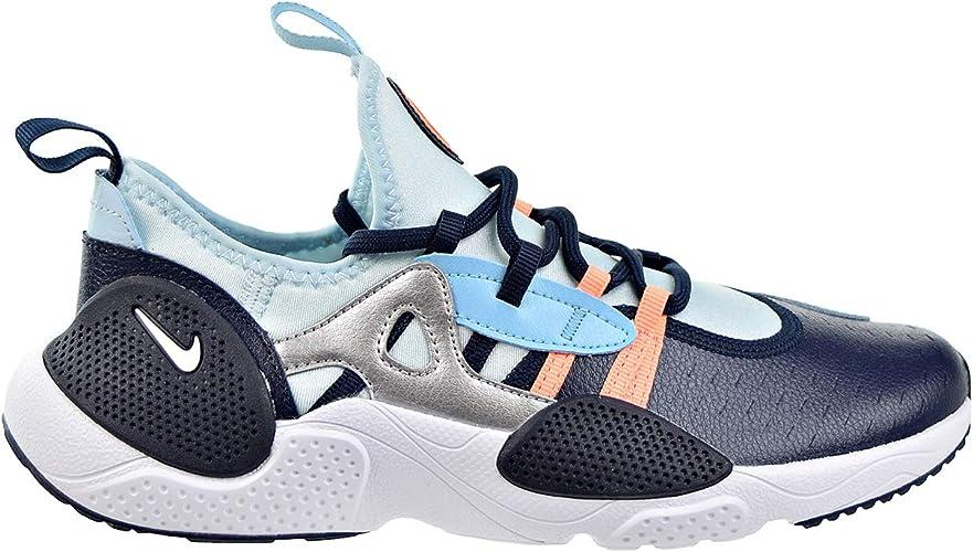 Nike Huarache E.D.G.E. Athletic Sneakers Grey Black Boys Size 6 NEW! GS