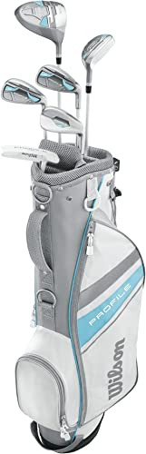 Wilson Profile Girl's Large Golf Set