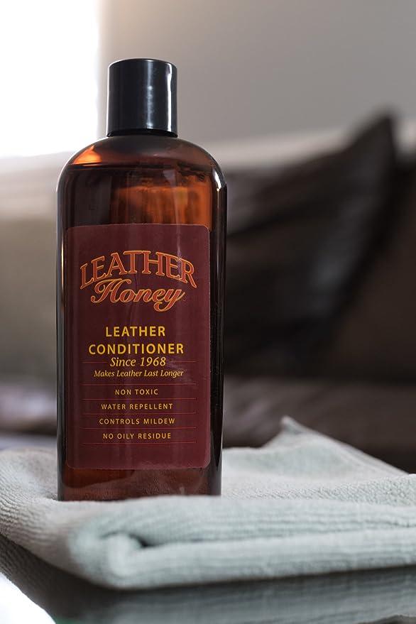 Amazon.com: Leather Honey - Acondicionador de cuero, desde ...