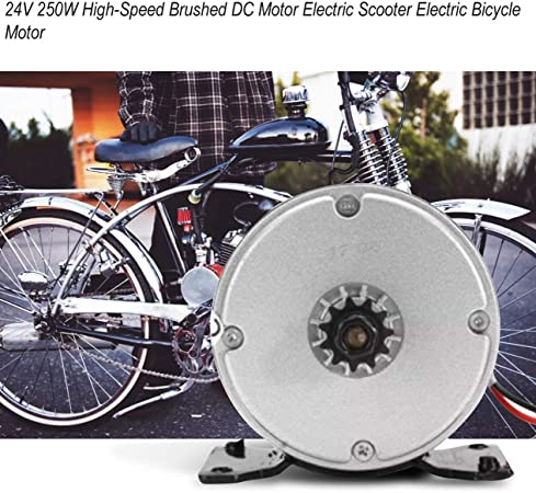 24V 250W Motor DC Cepillado de Alta Velocidad Scooter eléctrico ...