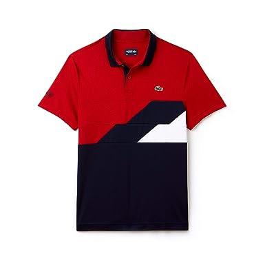 399cbe13 Lacoste Sport - Men's Short Sleeves Polo - DH9483: Amazon.co.uk: Clothing