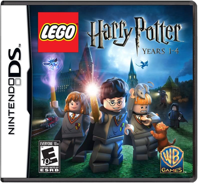 Amazon.com: Lego Harry Potter: Years 1-4 - Nintendo DS: Whv ... on thanksgiving mobiles, samsung mobiles, best mobiles, top mobile phones india, nokia mobiles,