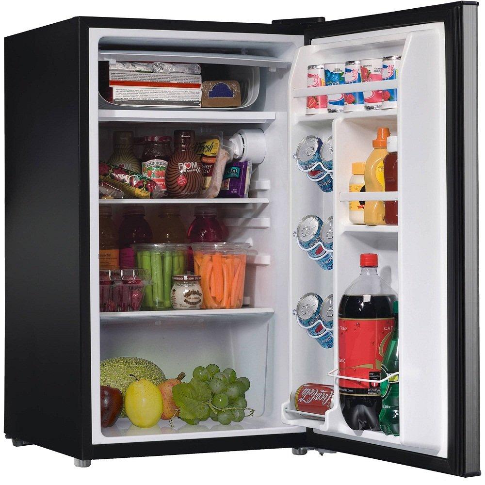 Willz WLR35S1 3.5 cu.ft. Refrigerator Single Door Chiller, Stainless steel