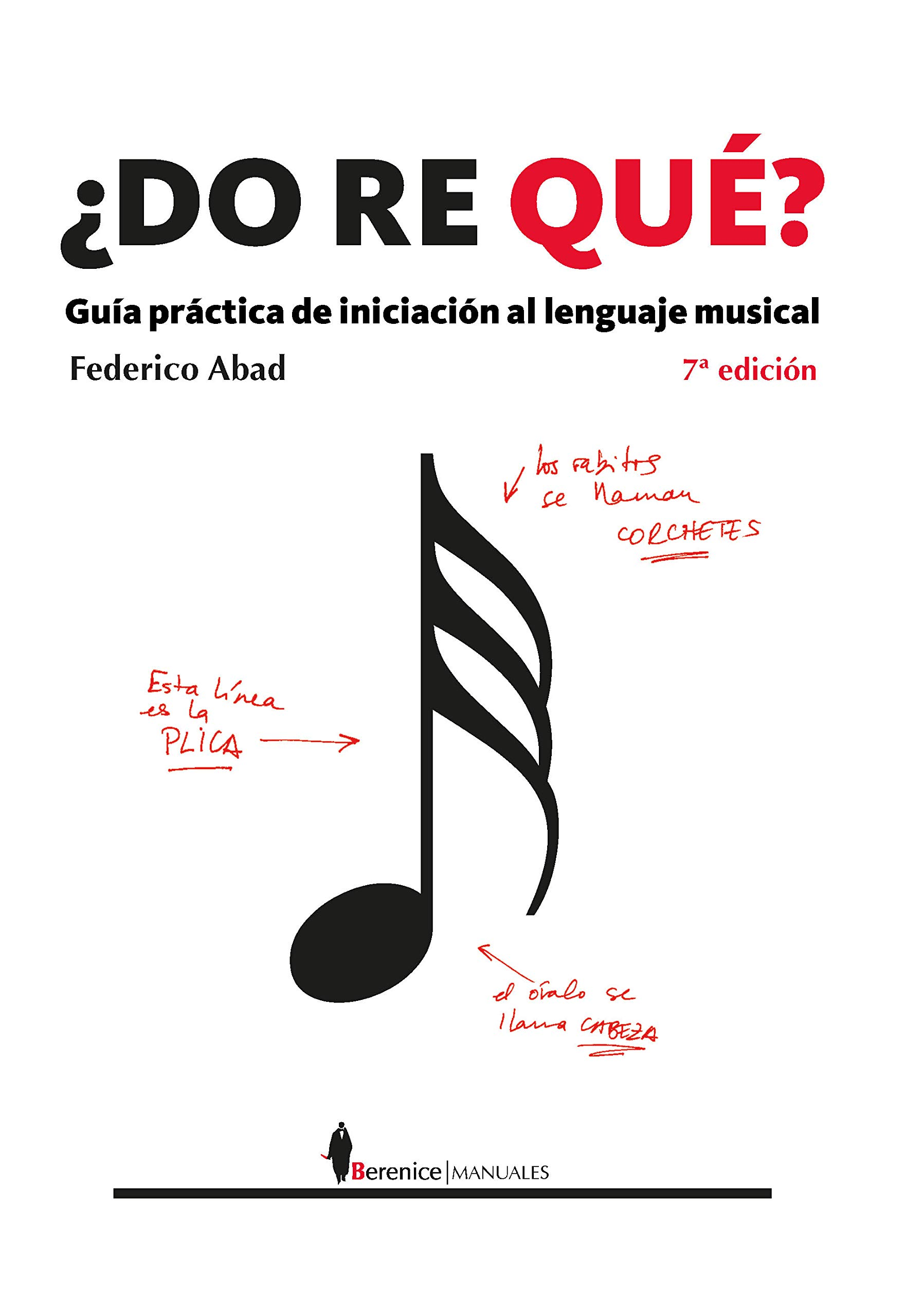 Do Re Que? (Manuales (berenice)): Amazon.es: Abad Ruiz, Federico ...