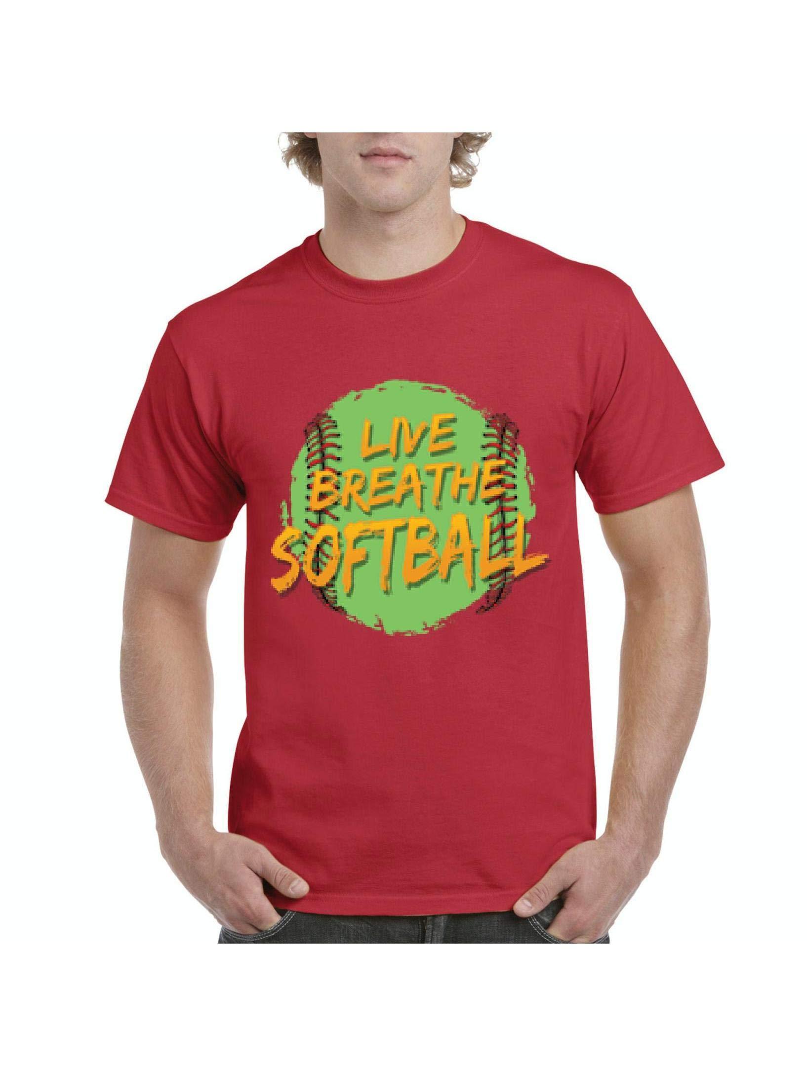 Mom S Favorite Softball Fan Gift Short Sleeve T Shirt 8796