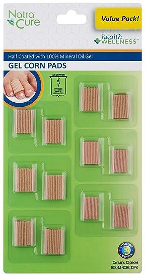 Amazon.com: NatraCure - Multipacks de maíz en gel: Health ...