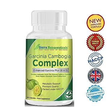 pastillas para quemar grasa garcinia cambogia
