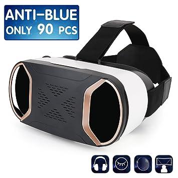 0e85f4559ba1 Amazon.com  Pansonite Vr Headset with Adjustable Lens